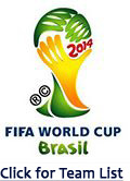 World Cup 2014 Teams