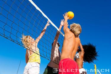 Portable Volleyball Scoreboards