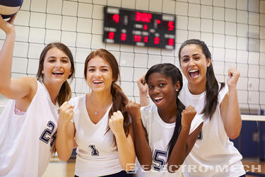 Volleyball Scoreboards