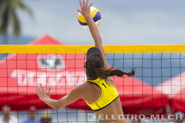 Beach Volleyball Scoreboards