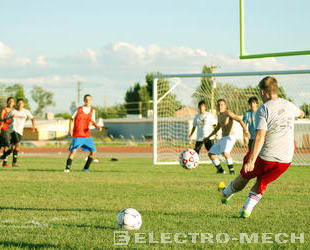 Youth Soccer Drills 3