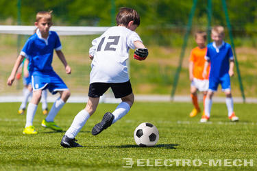 Youth Soccer Drills Dribbling 1
