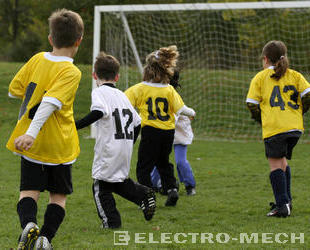 youth soccer drills shooting