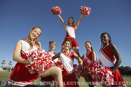 The History of Cheerleading