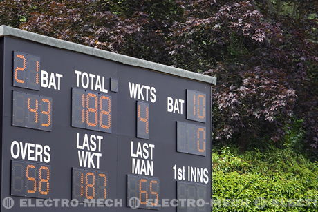 Scoreboard Repair How To Minimize Efforts And Costaximize Results